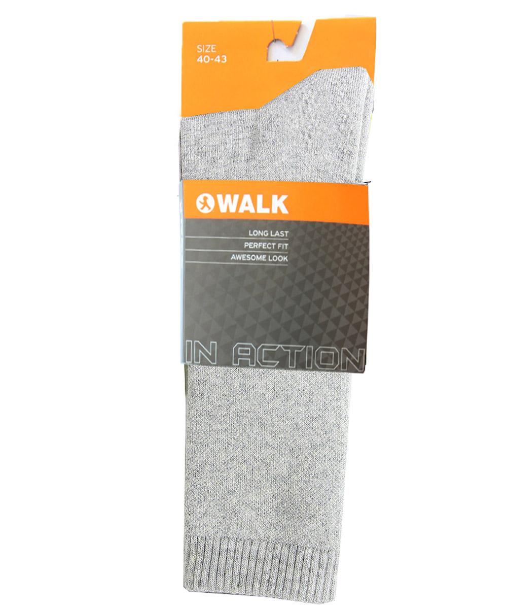 Walk Κάλτσα Αθλητική W120 Grey
