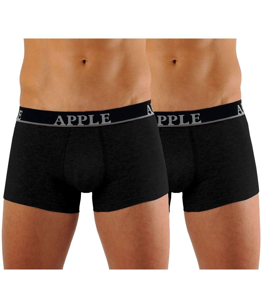 Bodyman Apple Boxer 2 τεμάχια 0112149 Black Black a71c9394b3c