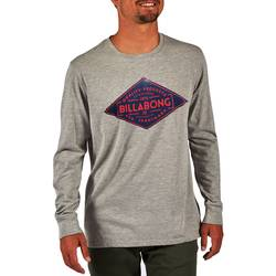 Billabong t-shirt Bogus Grey
