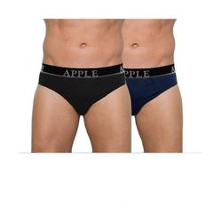 Apple Slip 2Pack 0210149 Black Blue
