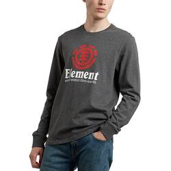 Element t-shirt L1LSA4-ELF8 Vertical Charcoal