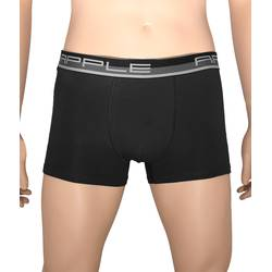 Apple Boxer 0110951 Black Grey