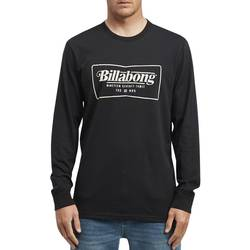 Billabong T-Shirt Q1LS13BIF9-19 TRD MRK Black