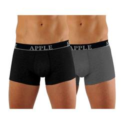 Apple Boxer 2 τεμάχια 149 Black Anthracite